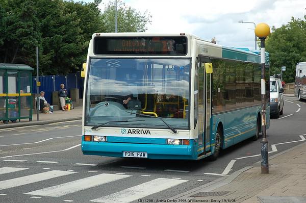 Arriva Midlands 2998 080619 Derby [jg]