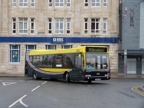 Blackpool 221 130309 Blackpool
