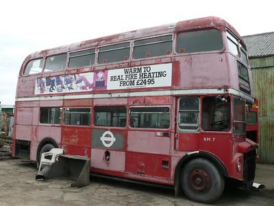 RM7 [London Transport] 110515 Acaster