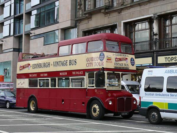 RCL2241 [Lothian 11] 091014 Edinburgh
