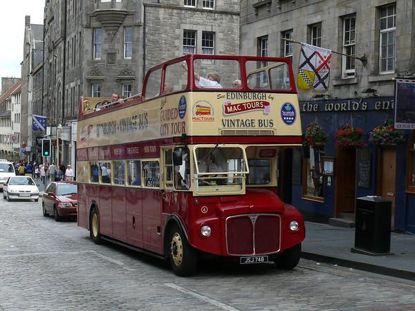 RM80 [Lothian 6] 090716 Edinburgh
