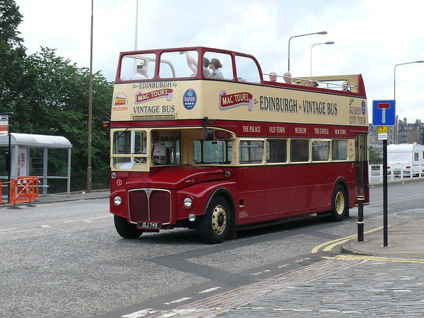RM94 [Lothian 1] 090716 Edinburgh