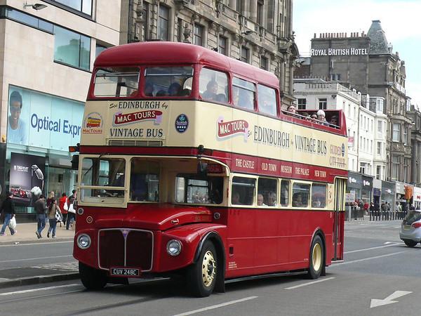 RCL2248 [Lothian 12] 110530 Edinburgh