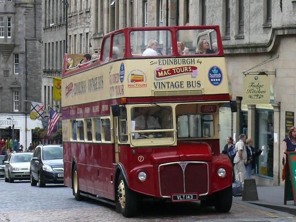 RM143 [Lothian 7] 090716 Edinburgh