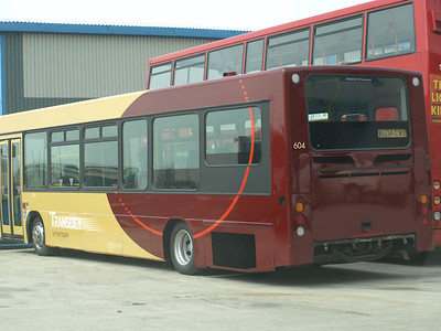 Bus & Coach World, Blackburn 9th. April 2010