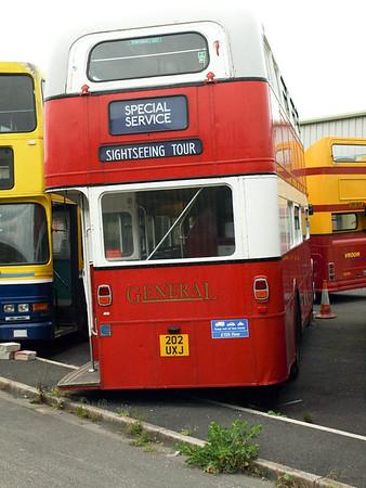 Bus Works, Blackpool 16-09-11