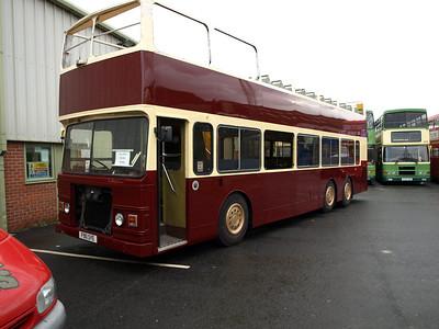 Bus Works, Blackpool 25-11-11