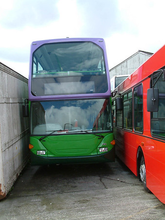 East Lancs Coachbuilders 2006 - take over by Optare