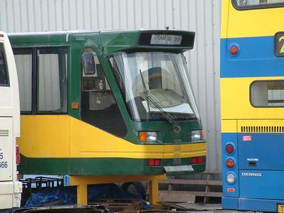 North West Bus & Coach 2006 until close down