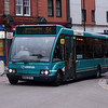 Arriva Midland North 2553 W282EYG on route 64 at Wolverhampton