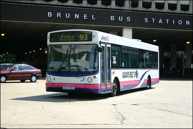 Slough - Brunel Bus Station