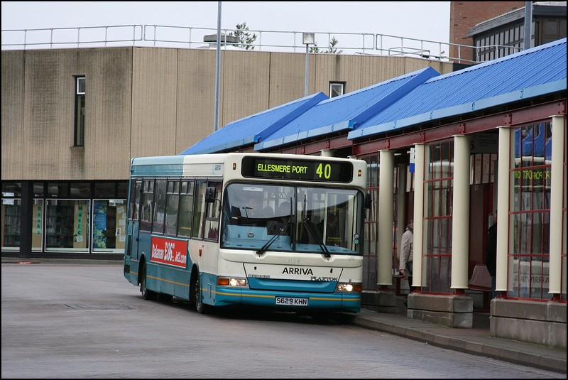 Ellesmere Port Bus Station
