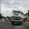 First Western National ECW bodied Bristol VR, 1132 (AFJ697T), in Tresawis Road whilst operating on route 96 Treliske Hospital  - 24 January 2003.
