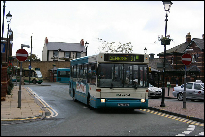 Rhyl Bus/Rail Interchange