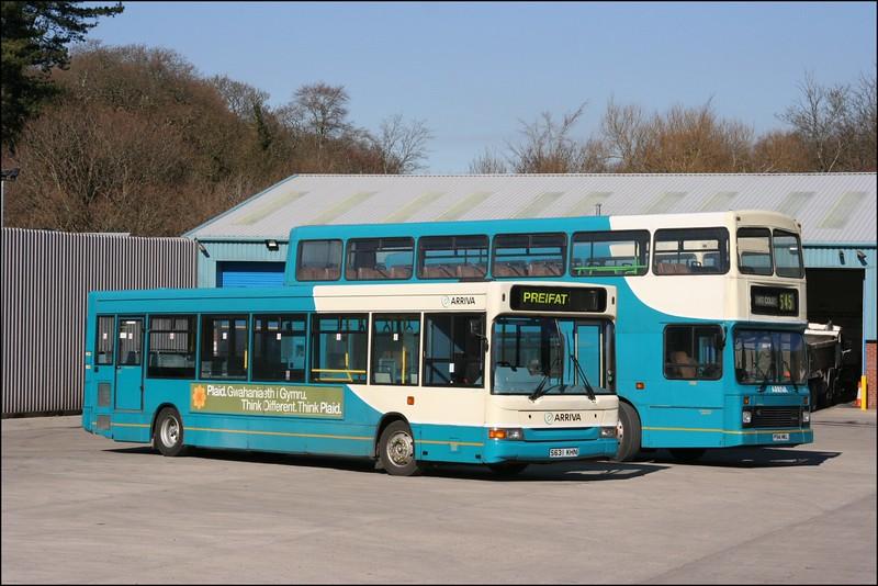Bangor Bus Depot