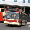 East Yorkshire Alexander bodied MAN, 325 (YX02LFP), makes its way out of Hull Bus Station - 13 June 2009.