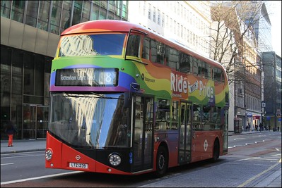 Bus Photographs added - January 2017