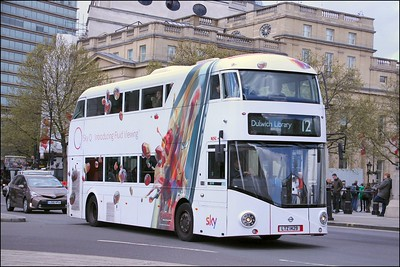 Bus Photographs added - June 2017