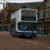 Stagecoach Oxford 'brookes bus' Trident 18055 (KX53VNF) Park End Street, Oxford - 10 April 2004.