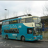 Arriva The Shires Volvo Olympian 5156 (S156KNK) at Oxford Railway Station prior to working service 280 to Alyesbury - 1 March 2003.