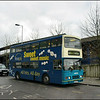 Arriva The Shires Leyland Olympian 5101 (G651UPP), in an all over advert livery for Sweet music, at Oxford Railway Station on service 280 to Aylesbury - 1 March 2003.