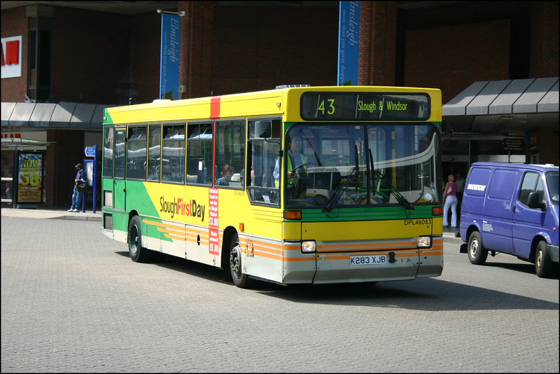 Staines Bus Station