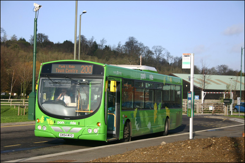 Artington (Park & Ride Site)