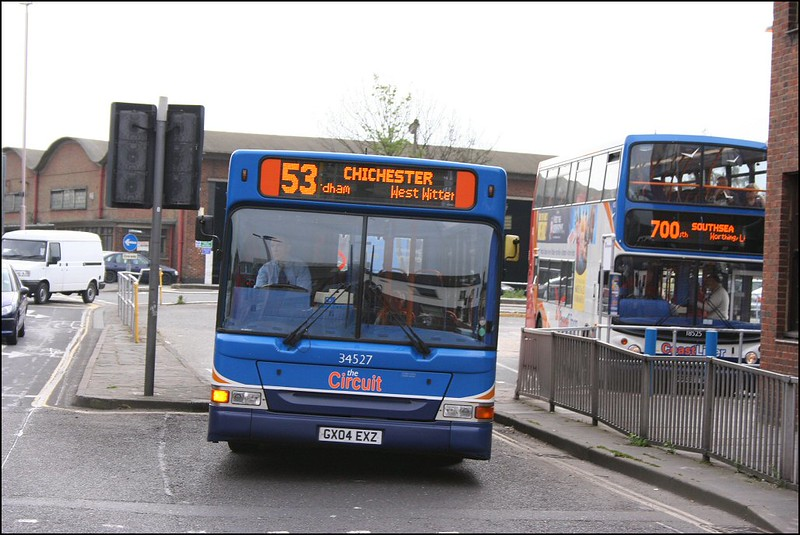 Chichester Bus Station