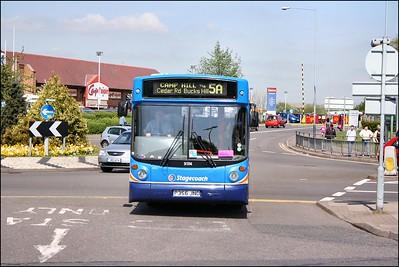 Bus Photographs - England, Wales & Scotland