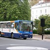 Stagecoach Midland Red South Volvo 20541 (P541ESA) subs for a double decker on Uni service U1, Leamington Direct - 26 April 2007.