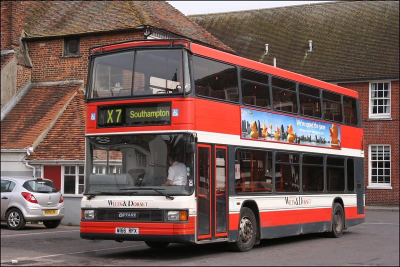 Salisbury Bus Station
