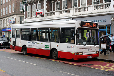 8066-SK02 TZO Abellio London in Eden Street, Kingston