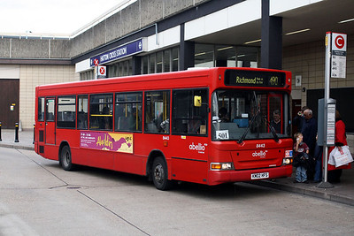 8443-KM02 HFS at Hatton Cross