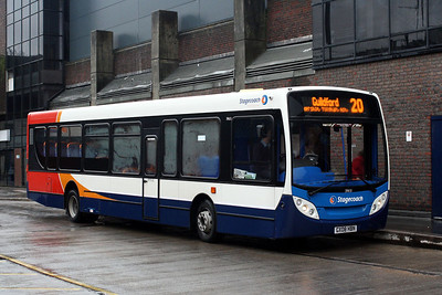 Stagecoach 39651-GX08 HBN in Guildford Bus Station