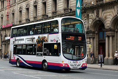 37397-MX58 DXH First in Manchester