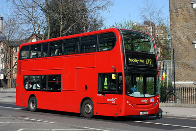 9430-LJ09 CAO Abellio London at the Brickalyers Arms