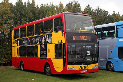 EU59 BFK Nibs Coaches at Showbus last year