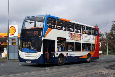 15563-PX59 CUA Stagecoach near Chorley