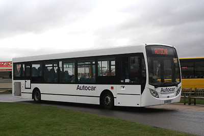 AC10 BUS Autocar at Showbus last year