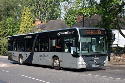 BV10 ZJU Central Connect in Solihull