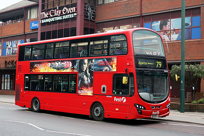 VN 37943-BK10 MFZ first London in Alperton