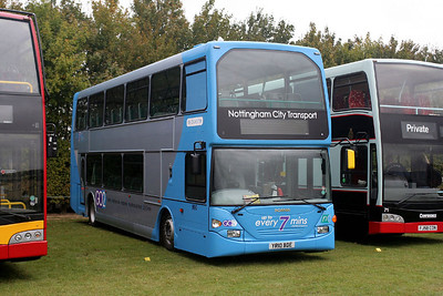 990-YR10 BDE Nottingham City Transport at Showbus last year