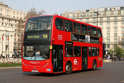 ADH 16-SN60 BYM London United at Marble Arch