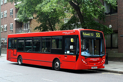 DE 110-YX60 CAE London United in Richmond
