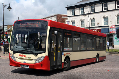 14-DK60 AHN Halton Transport in Runcorn