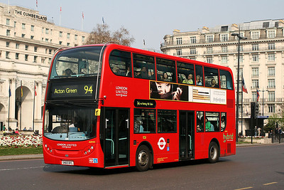 ADH 15-SN60 BYL London United at Marble Arch
