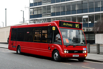 OS 11-YJ60 PFE CT Plus at Archway Station