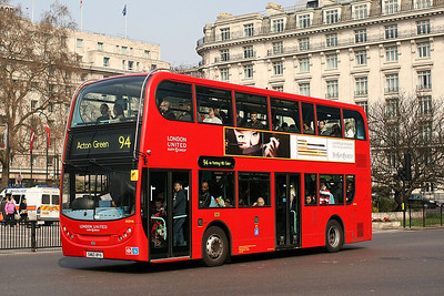 ADH 6-SN60 BYA London United at Marble Arch