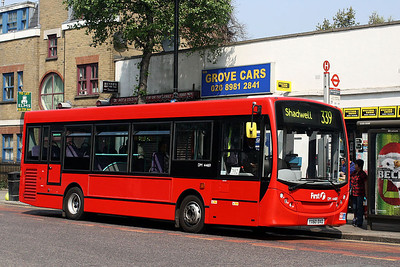 DM 44169-YX60 DXO First London at Mile End