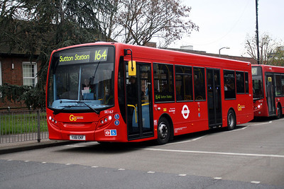 Go Ahead London SE 167-YX61 EKF in Sutton